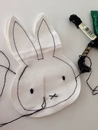 Miffy sewing