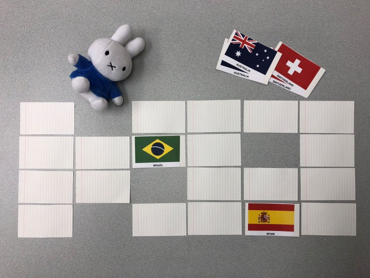 Updated Flag Match Game Photo