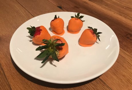Miffy strawberry carrots