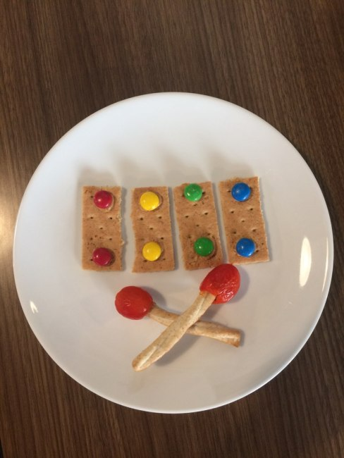 Miffy musical snack