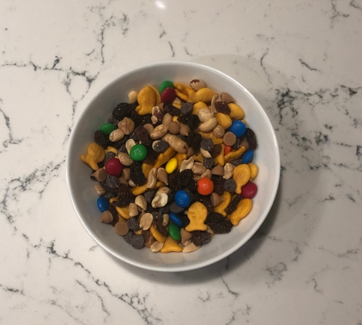 Miffy trail mix