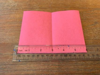Paper Tulip Step 2