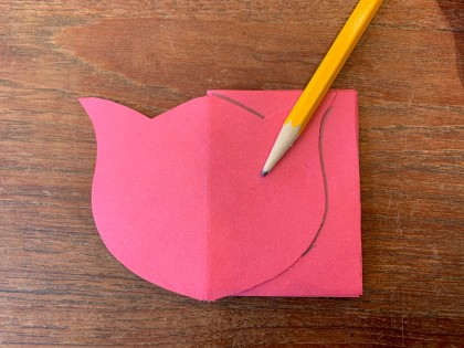 Paper Tulip Step 7