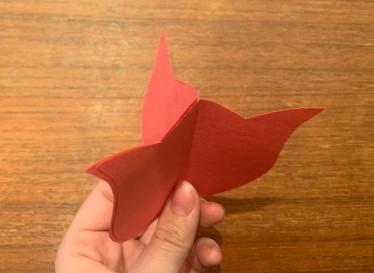 Paper Tulip Step 8 2
