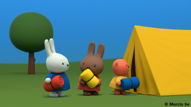 Miffy Camping 1