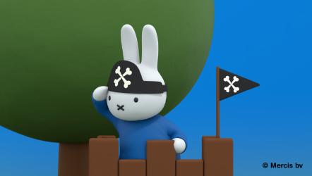 Miffy Pirate - Final